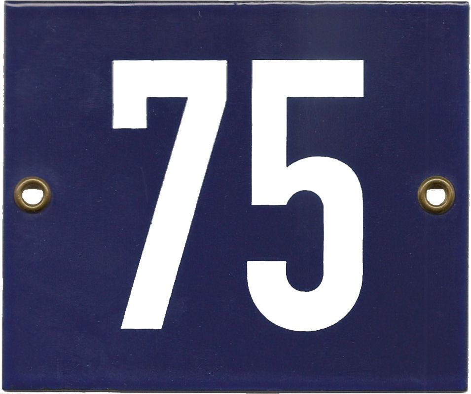 EmailleHausnummer